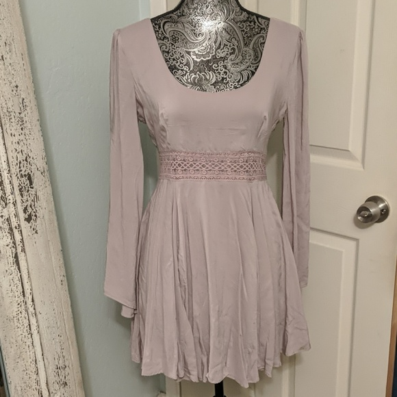 Urban Outfitters Dresses & Skirts - Kimchi Blue Urban Outfitters lavender dress